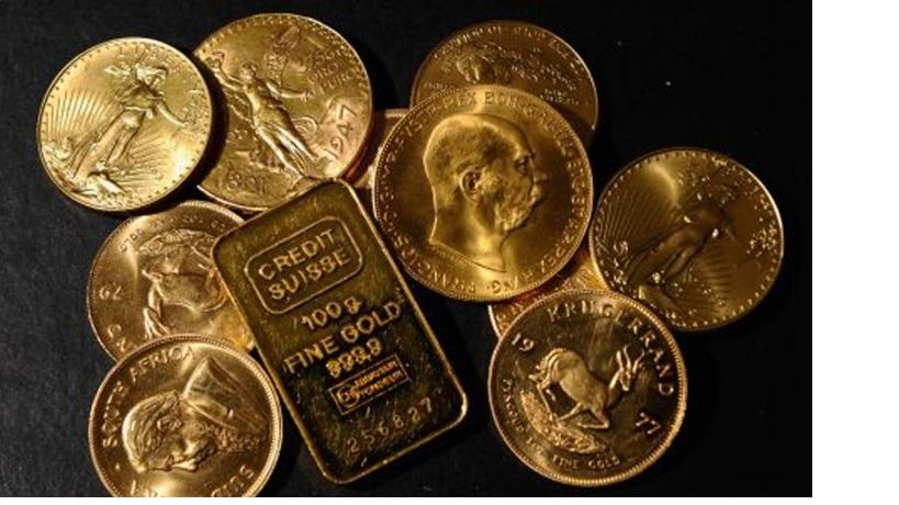 إرتفاع أسعار الذهب 1% بفعل ضعف صرف الدولار