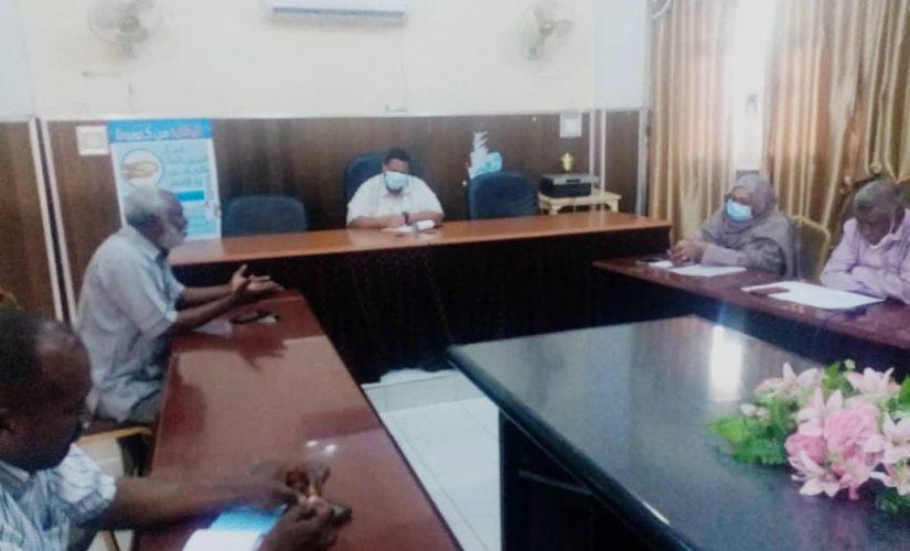 تعاون مشترك بين وزارة الصحة والكليات الطبية بالجزيرة