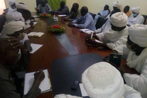 12 حالة اشتباه بكورونا بشمال دارفور