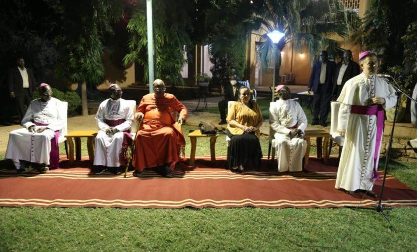 رجاء نيكولا تشيد بمستوى التسامح والتعايش الديني في السودان