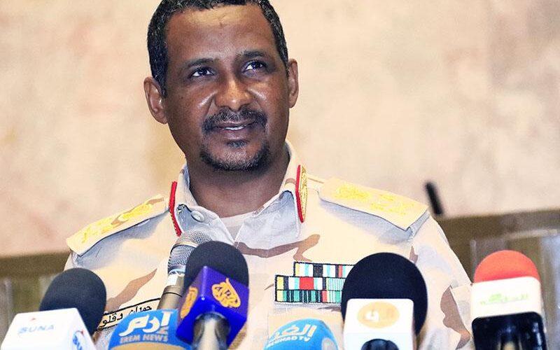 النائب الأول يشيد بمواقف الإمارات العربية تجاه السودان