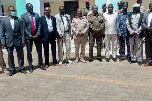 التحالف السوداني: جمع السلاح مدخل رئيسي لوقف الصراع بدارفور