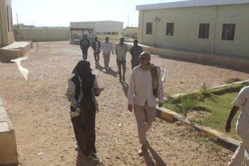 جهود لتوفير كادر طبي للوحدات العلاجية بدخليات رعايةالطلاب بنهر النيل