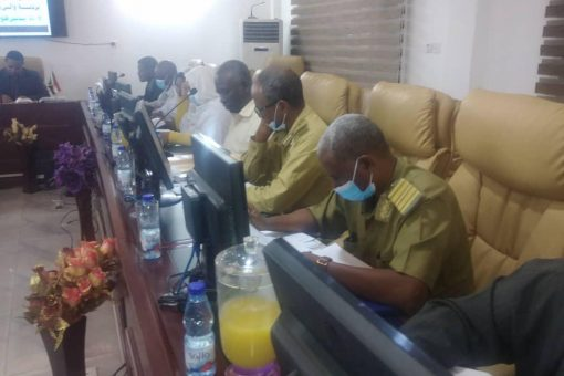 مجلس حكومة النيل الابيض يجيز قوانين وأوامر محلية