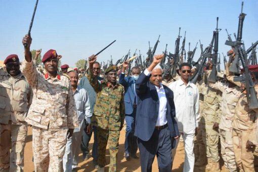 والي كسلا يؤكد قدرة القوات المسلحة علي حماية الحدود