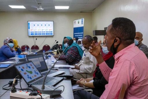 ورشة البرنامج الإنمائي لبناء القدرات الوطنية لرصد النزاعات