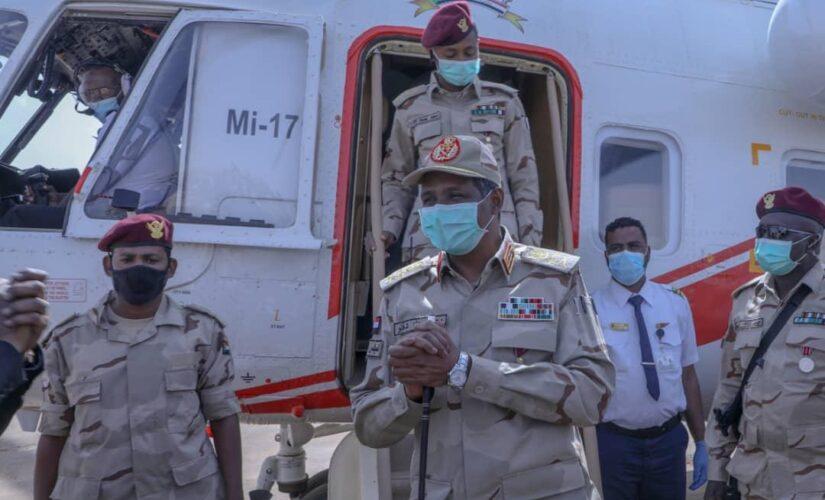 النائب الأول يفتتح مستشفى الشيخ محمد بن زايد بمدينة الضعين