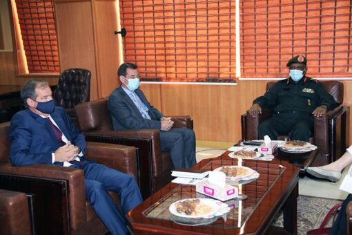 السفير روبرت فان:أمن السودان مهم جدا بالنسبة للإتحاد الأوربي