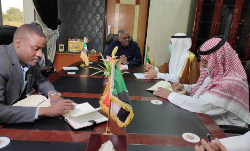 السودان والسعودية يتفقان على تفعيل المشاريع المشتركة في مجال التعدين