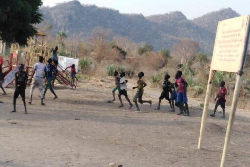ولايةالنيل الأزرق: اهتمام متعاظم بالأطفال اللاجئين من دولة إثيوبيا