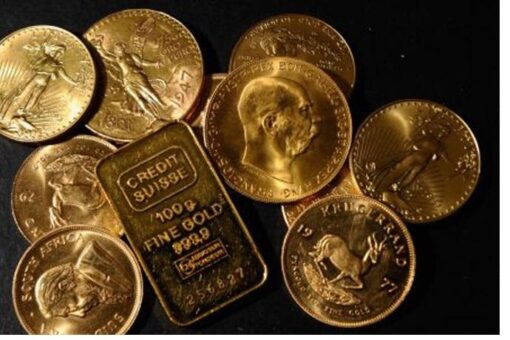 أسعار الذهب ترتفع عن أدنى مستوى في تسعة أشهر