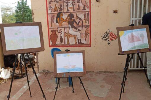وكيل وزارة الثقافة يشرف تدشين الجمعية السودانية للعلاج بالفن التشكيلي