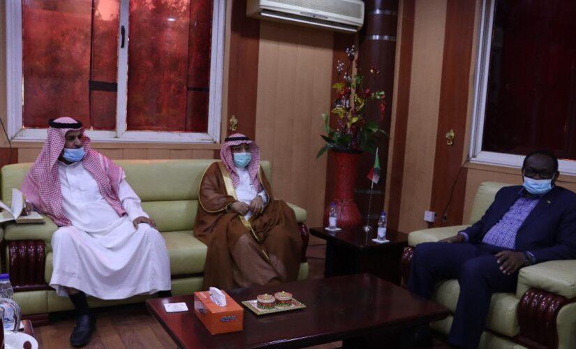 تعاون سوداني سعودي في مجال الشباب والرياضة