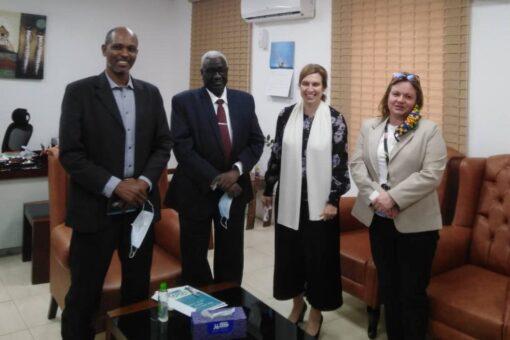 وزير التنمية الإجتماعية:أولويات الوزارة تنفيذ اتفاقية السلام