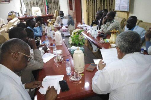 النيل الأزرق تضع ترتيبات لحاجة الولاية من السلع الاستراتيجة