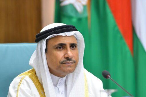 البرلمان العربي: ندعم الجهود المصرية والسودانية لحفظ أمنهما المائي