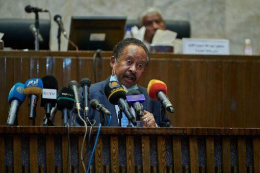 د. حمدزك في تدشين الحملة القومية لتأھیل وتطوير مشروع الجزيرة