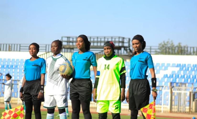 الكرنك يفوز على المدفعجية 0/6 في دوري السيدات