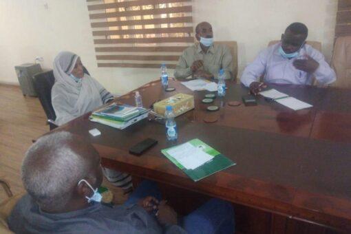 لجنة الحصاد بالشمالية تطمئن علي الاستعدادات الجارية لانطلاقة حصاد القمح