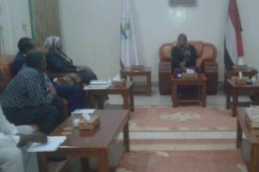 توقيع مذكرة تفاهم بين المجلس القومى للتدريب وولاية نهر النيل