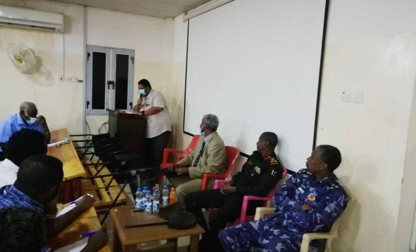 إدارة شرطية متخصصة لحماية الكوادر الصحية بالجزيرة