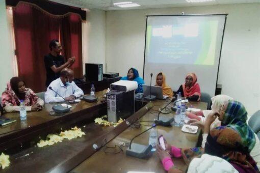 تدشين الحملة الإعلامية للتحالف السوداني لإنهاء زواج الطفلات بالجزيرة