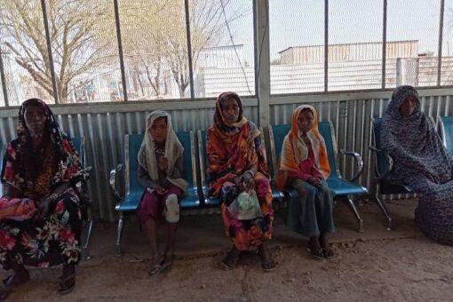 عودة مركز صحي ( بوط) بمحلية التضامن للخدمة
