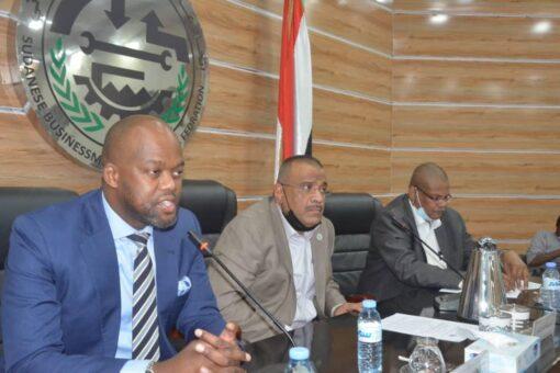 اصحاب العمل والتجارة الحرة الافريقية يبحثان تقوية علاقات التعاون الاقتصادي