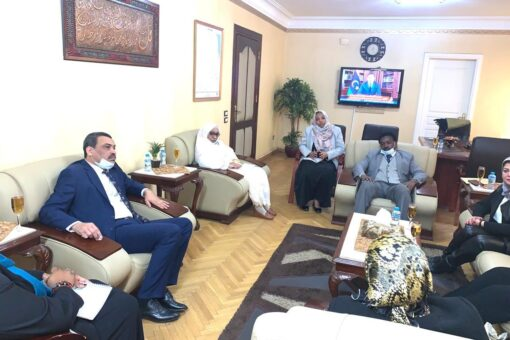 السودان يشيد بدعم جامعة الدول العربية