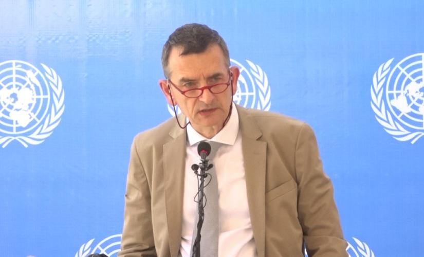 اليونيتامس تدعو للحل السلمي للنزاع بين السودان وإثيوبيا
