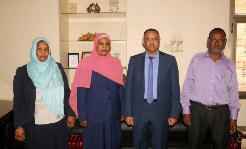 بحث سبل تطوير العلاقات الثقافية بين السودان وإريتريا