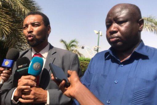 قوات مناوي تخلي مقر اللجنة الأولمبية بالخرطوم