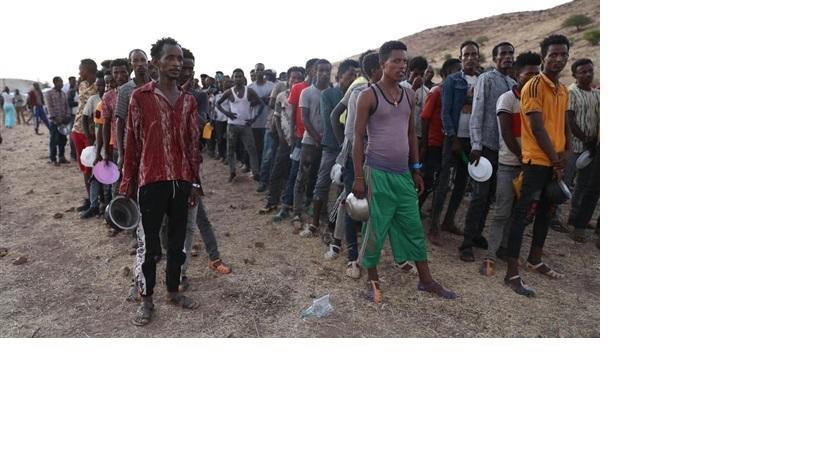 75 ألف لاجئاً أثيوبياً في السودان خلال خمسة أشهر