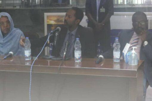 خالد عمر: الحكومة ماضية في تفكيك نظام الثلاثين من يونيو