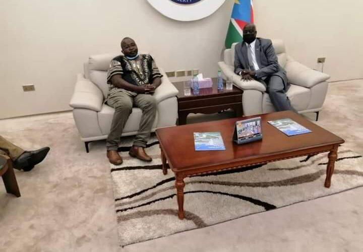 وصول رئيس حركة جيش تحرير السودان إلى مدينة جوبا