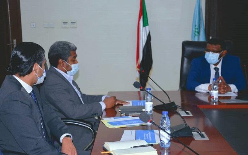ولاية الخرطوم والبنك الدولي يبحثان تدشين المنحة المدرسية