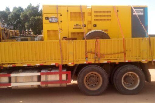 تدشين المرحلة الثانية لمشروع إنارة محليات ولاية جنوب دارفور