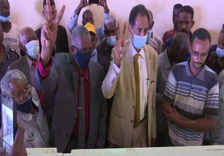 حربي يفتتح بحلفا الجديدة محلج اقطان شركة السودان للاقطان