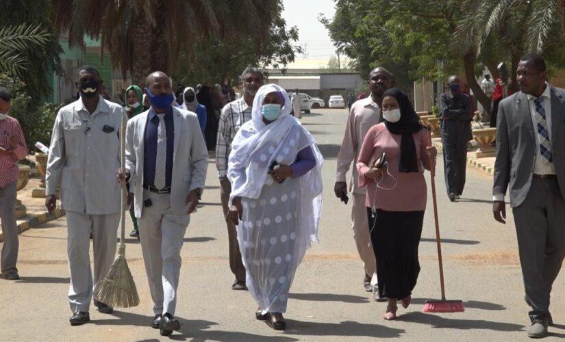 حافظ يدشن حملة مبادرة سودانيون من أجل الوطن بالثروة الحيوانية