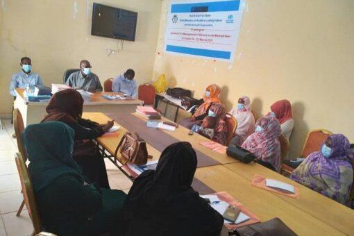 دورة تدريبية لحالات سوء التغذية بشمال دارفور