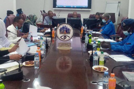 ختام فعاليات المؤتمر واقع الحال وأولويات الإصلاح للسجون السودانية