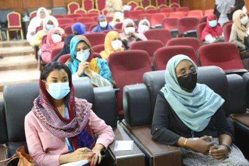 ورشة عمل بين وزارة الصحة و المراكز المجتمعية بالخرطوم