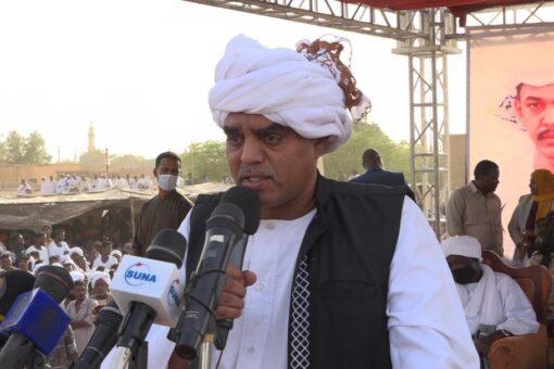 قبائل نهر النيل تحتفي بقادة الحركات الموقعة على اتفاق السلام