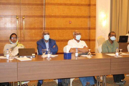 الإجتماع التأسيسي لمشروع بناء المرونة للقطاع الزراعي والرعوي
