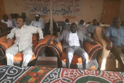 تاور يختتم زياره ناجحة الي محلية ابوحمد