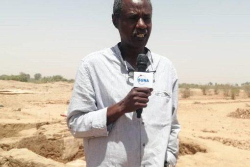 اكتشاف أثري جديد بولاية نهر النيل