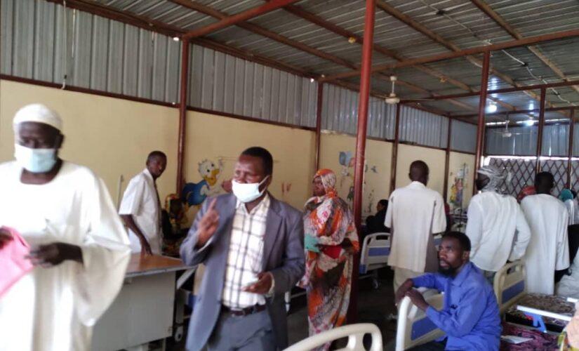 الصحة بشمال دارفور تجدد أهمية المضي في الاجراءات الاحترازية