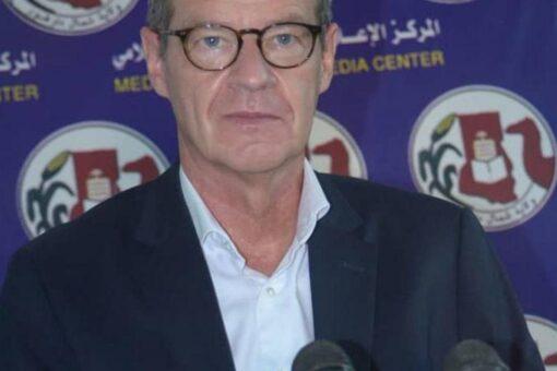 السفير الألماني يطلع على خطة شمال دارفور لحماية المدنيين