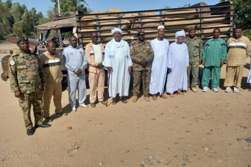 قبيلة الشكرية تدعم القوات المسلحة بكسلا
