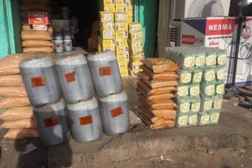 استقرار أسعار السلع الاستهلاكية بالدمازين وتراجع للقوة الشرائية